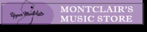 Montclair's Music Store